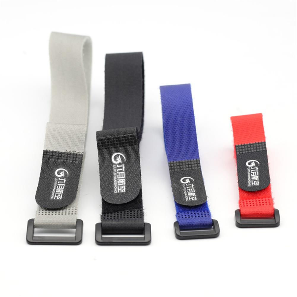 battery-charger 20/24mm Battery Strap Plastic Buckle 200-450mm Length for RC Drone HOB1669496