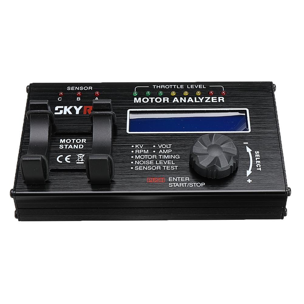 battery-charger SKYRC BMA-01 Brushless Motor LCD Analyzer KV Voltage BPM AMP Timing Checker HOB1669510 1