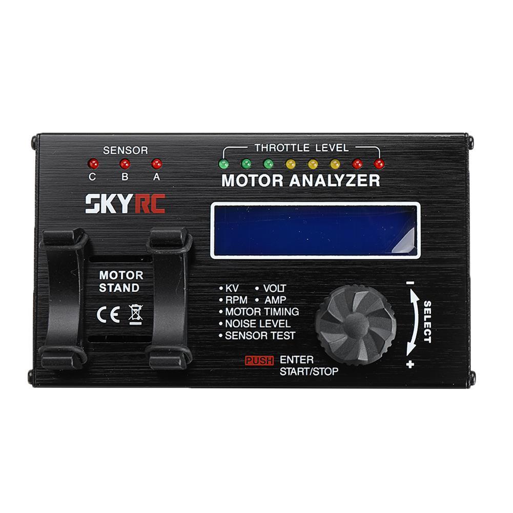 battery-charger SKYRC BMA-01 Brushless Motor LCD Analyzer KV Voltage BPM AMP Timing Checker HOB1669510 2
