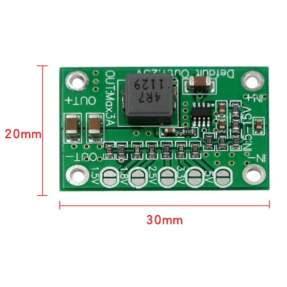 battery-charger CREATALL DC-DC 5-16V 3A Buck Step Down Power Supply Adjustable Module HOB1669541 1