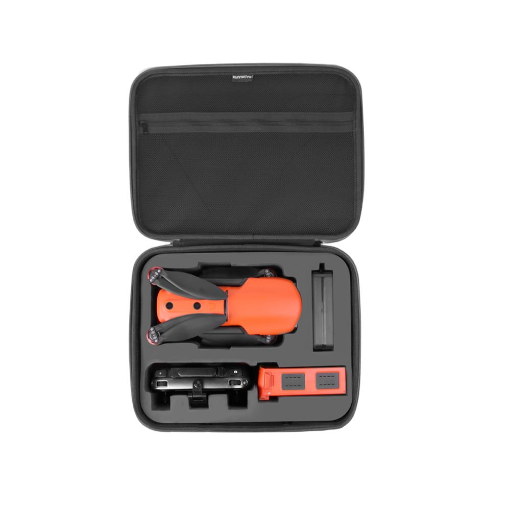 rc-quadcopter-parts Sunnylife Portable Waterproof Storage Shoulder Bag Carrying Box Case for EVO II / Pro / Dual RC Drone Quadcoter HOB1669551