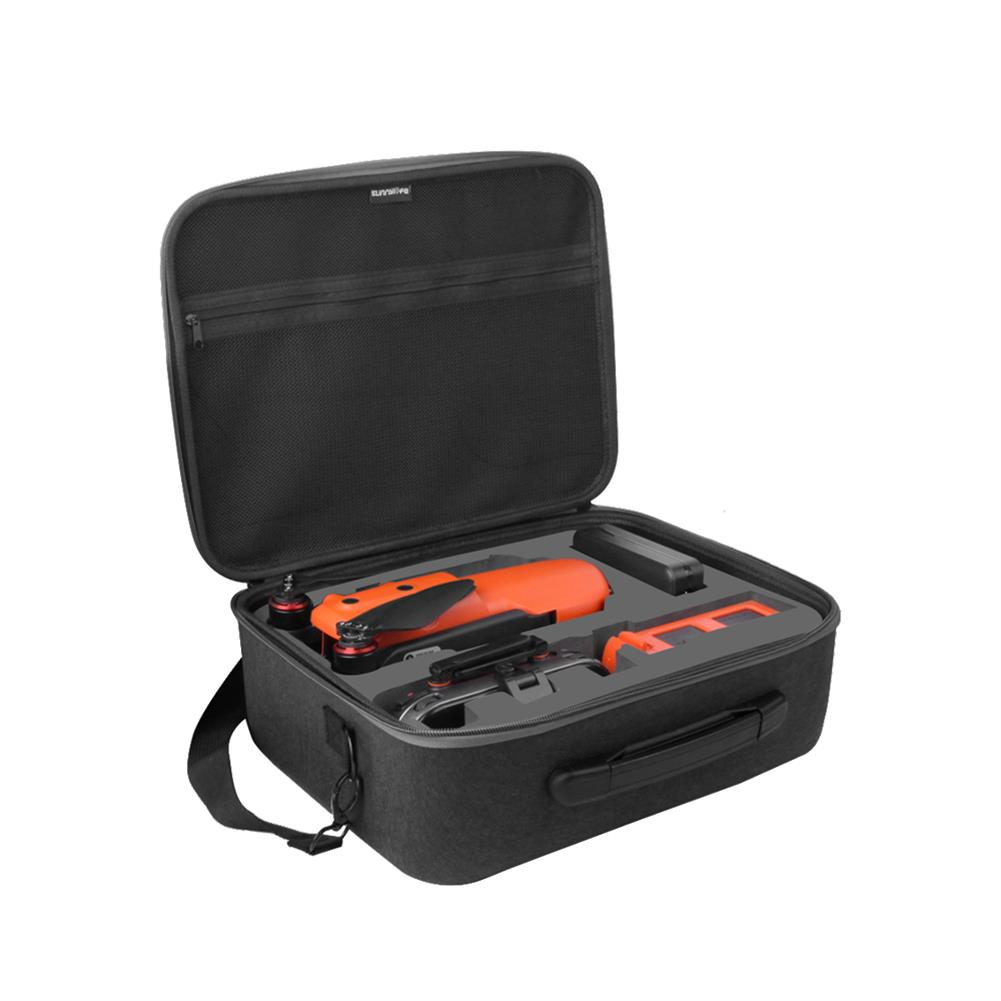 rc-quadcopter-parts Sunnylife Portable Waterproof Storage Shoulder Bag Carrying Box Case for EVO II / Pro / Dual RC Drone Quadcoter HOB1669551 1