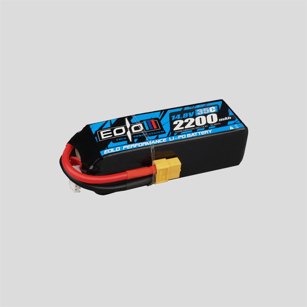 battery-charger OMPHOBBY EOLO Series SH35C 2200mAh 6S 22.2V LiPo Battery with XT60 Connector for RC Airplane HOB1669675