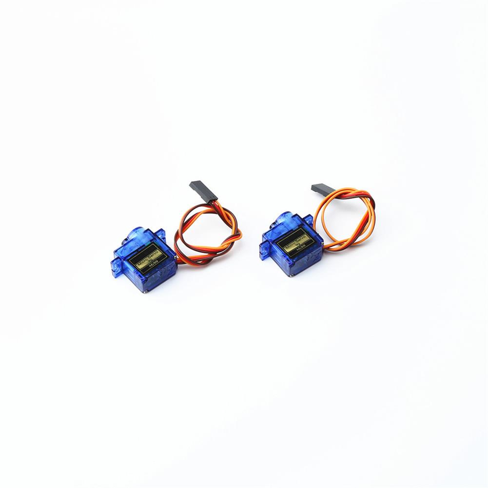 rc-airplane-parts XXD 2217 KV2300 Brushless Motor+6035 Propeller Blade*2+9g servo*2+40A ESC RC Power System Combo for RC Airplane Racing Drone HOB1669884 3