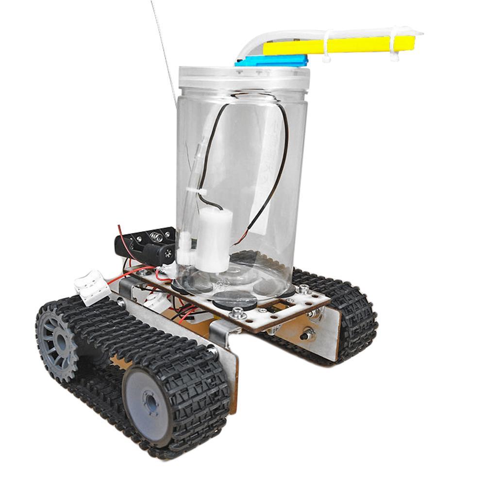 diy-education-robot SNP75 Fire Extinguishing Robot Small Production DIY Maker Assembly Kit HOB1670200 1