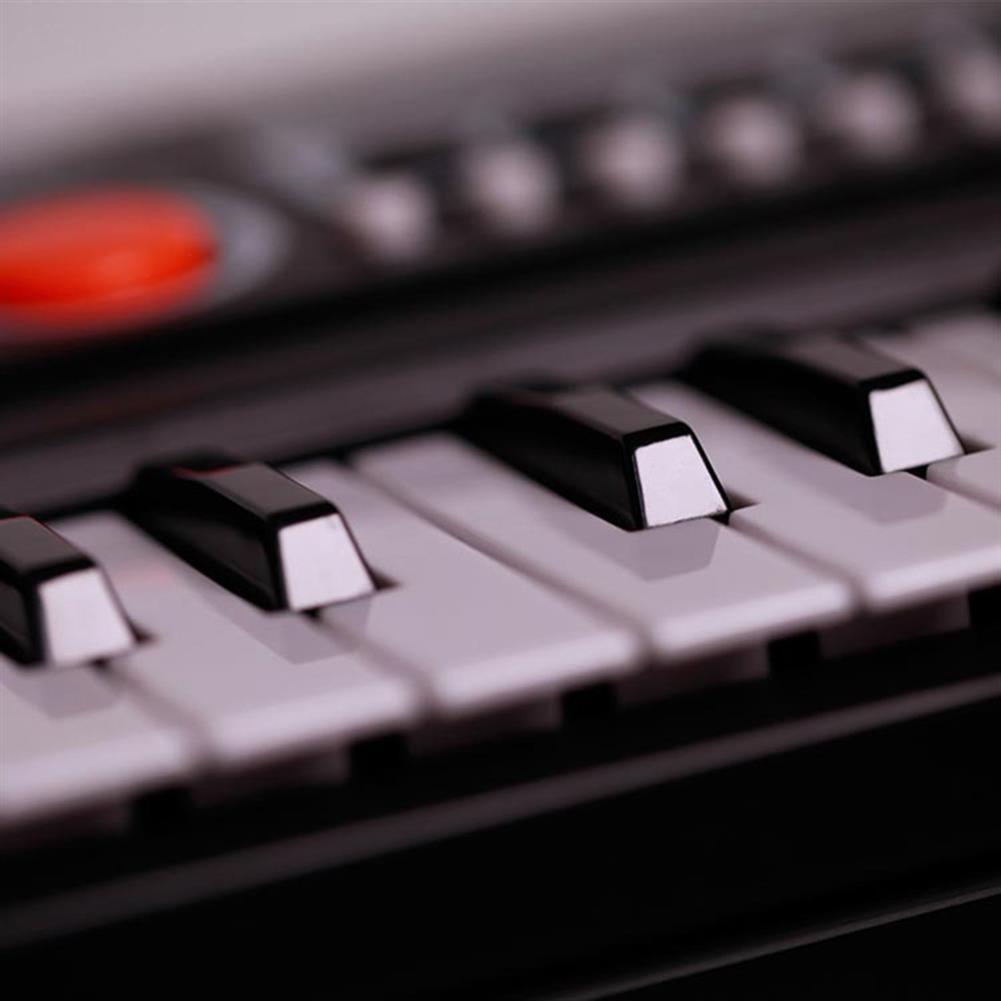 electronic-keyboards 61 Keys Mini Electronic Keyboard Piano Set Microphone Sing Gift for Kids Child HOB1670642 3