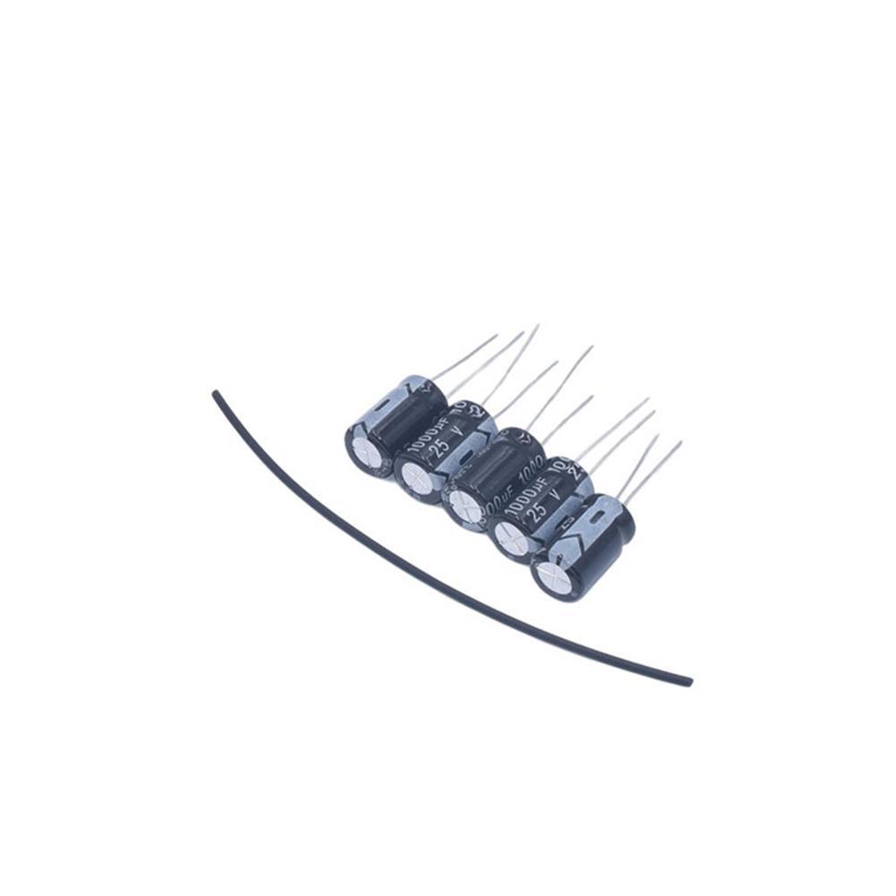 multi-rotor-parts 5 PCS 10V 16V 470uf / 25V 470uf / 25V 35V 1000uf Electrolytic Capacitor for RC Drone FPV Racing HOB1671451 2