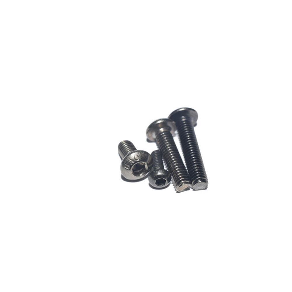 multi-rotor-parts 380 PCS M2x5 M2x6 M2x7 M2x8 M3x6 M3x7 M3x8 M3x9 M3x12 M3x14 M2 M3 Hexagon Scrws Combo for RC Drone HOB1671734 1