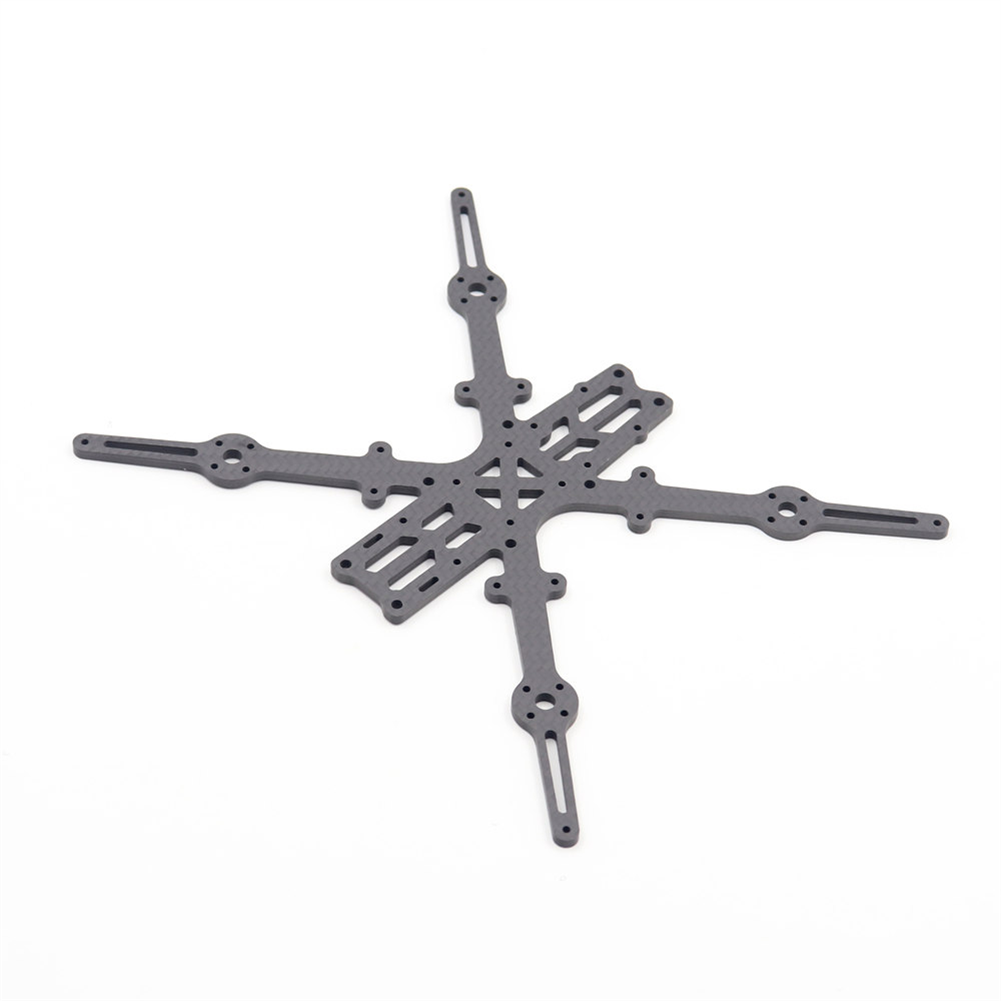 multi-rotor-parts Reptile CLOUD-149 Spare Part Upper Plate / Bottom Plate integrated Replace Frame Arm for RC Drone FPV Racing HOB1671794