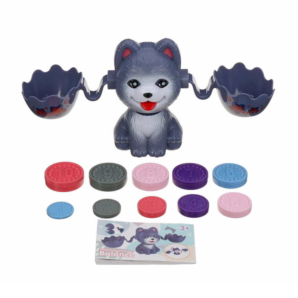 puzzle-game-toys Puppy Balance Educational Learn intellectual interaction Counting Numbers and Basic Math Game Toys for Kids HOB1671977 1