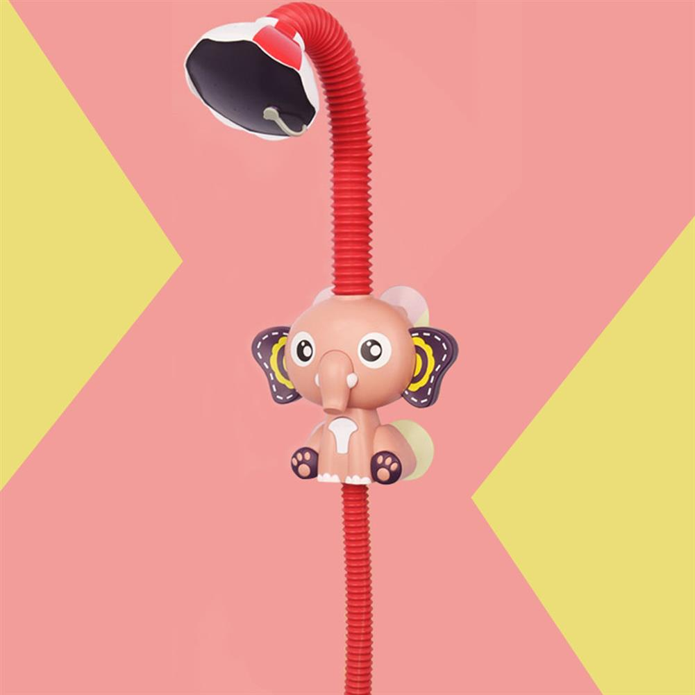 novelties Kids interactive Baby Bath Toy Sunflower Elephant Pattern Showering Novelties Toys HOB1671992 2