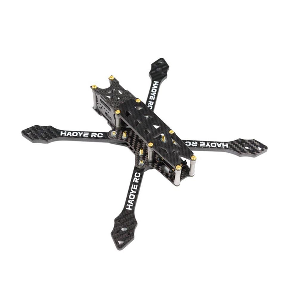 multi-rotor-parts HaoYe RC X1 229mm Wheelbase 5mm Arm Thickness H Tpye 5 inch Frame Kit for RC Drone FPV Racing HOB1672711 1