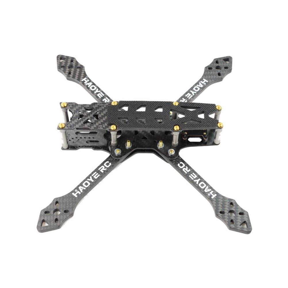 multi-rotor-parts HaoYe RC X1 229mm Wheelbase 5mm Arm Thickness H Tpye 5 inch Frame Kit for RC Drone FPV Racing HOB1672711 2