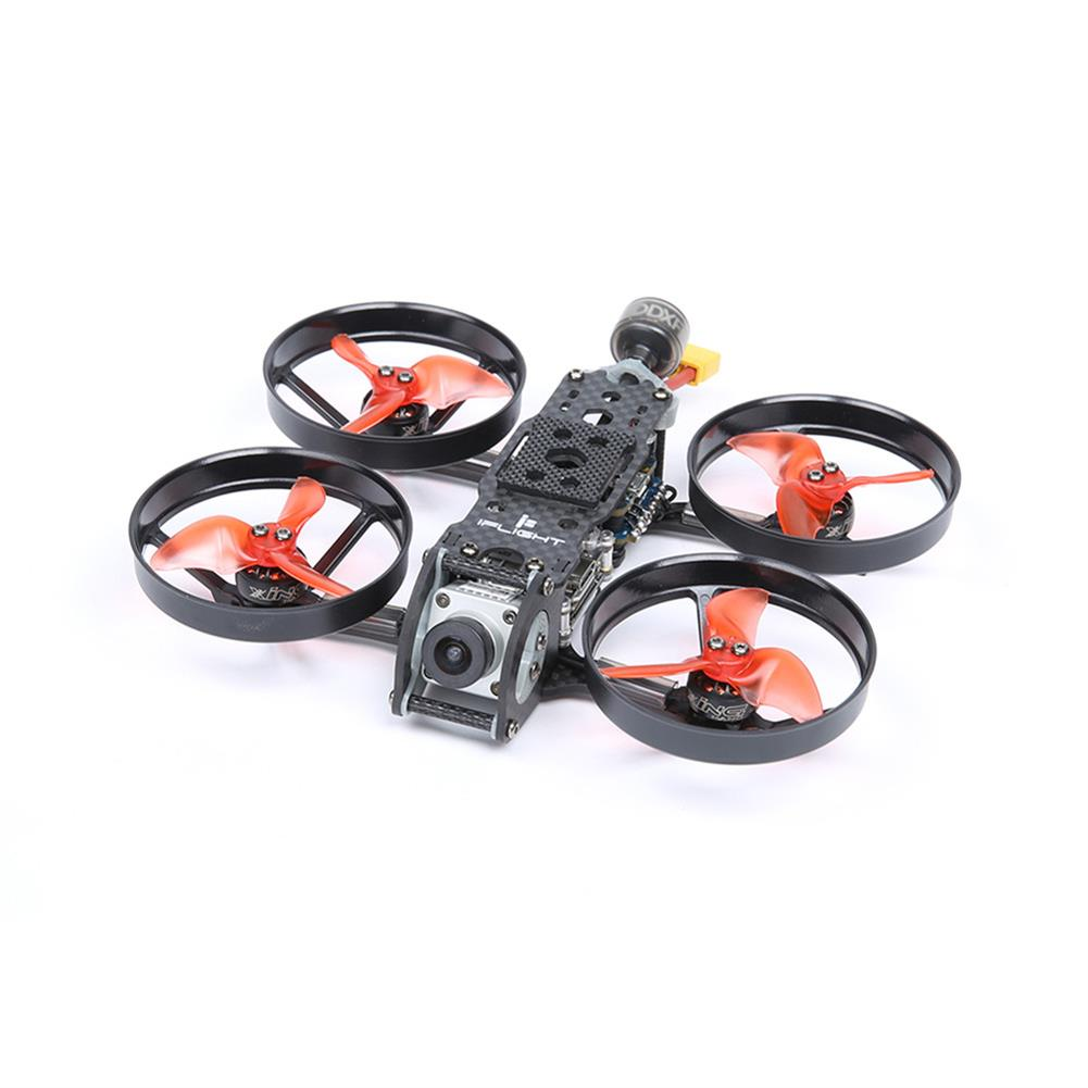 fpv-racing-drone iFlight iH2 HD 2inch 120mm Wheelbase 4S Whoop BNF w/Caddx Vista Digital HD System FPV Racing RC Drone HOB1673763