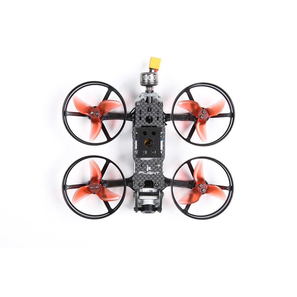fpv-racing-drone iFlight iH2 HD 2inch 120mm Wheelbase 4S Whoop BNF w/Caddx Vista Digital HD System FPV Racing RC Drone HOB1673763 2