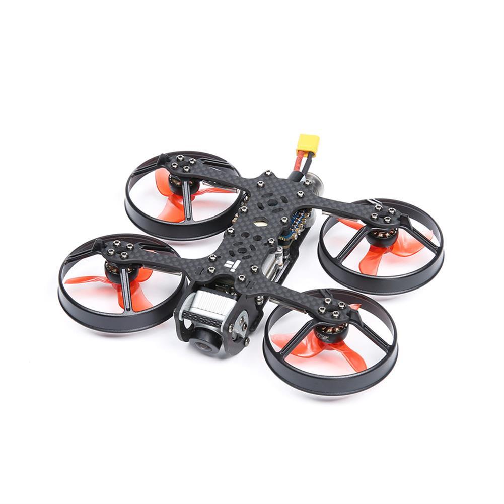fpv-racing-drone iFlight iH2 HD 2inch 120mm Wheelbase 4S Whoop BNF w/Caddx Vista Digital HD System FPV Racing RC Drone HOB1673763 3