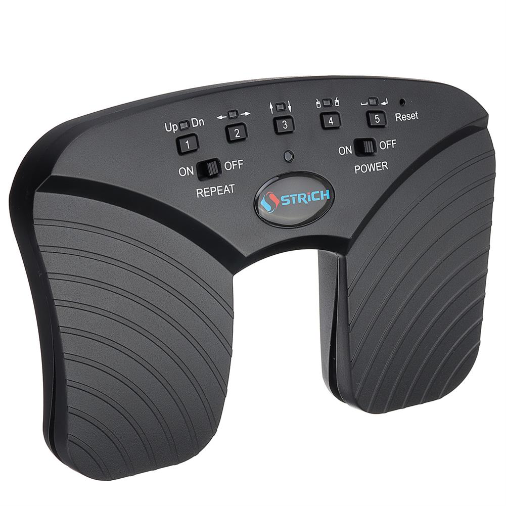 guitar-accessories Bluetooth Page Turner Music Pedals Wireless for Guitar Tablets PC Rechargeable HOB1674503 1