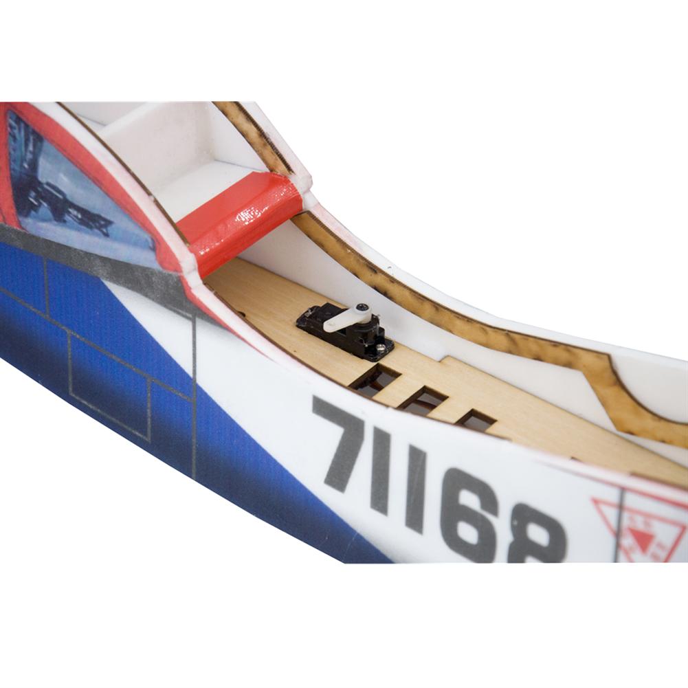 rc-airplane K8 5mm PP 980mm Wingspan RC Airplane EDF RC Plane Jet Fixed-wing KIT HOB1674860 3