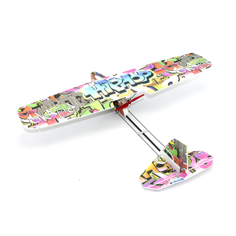 rc-airplane XF MODEL X480 480mm Wingspan DIY RC Airplane RC Plane Fixed-wing KIT HOB1674928