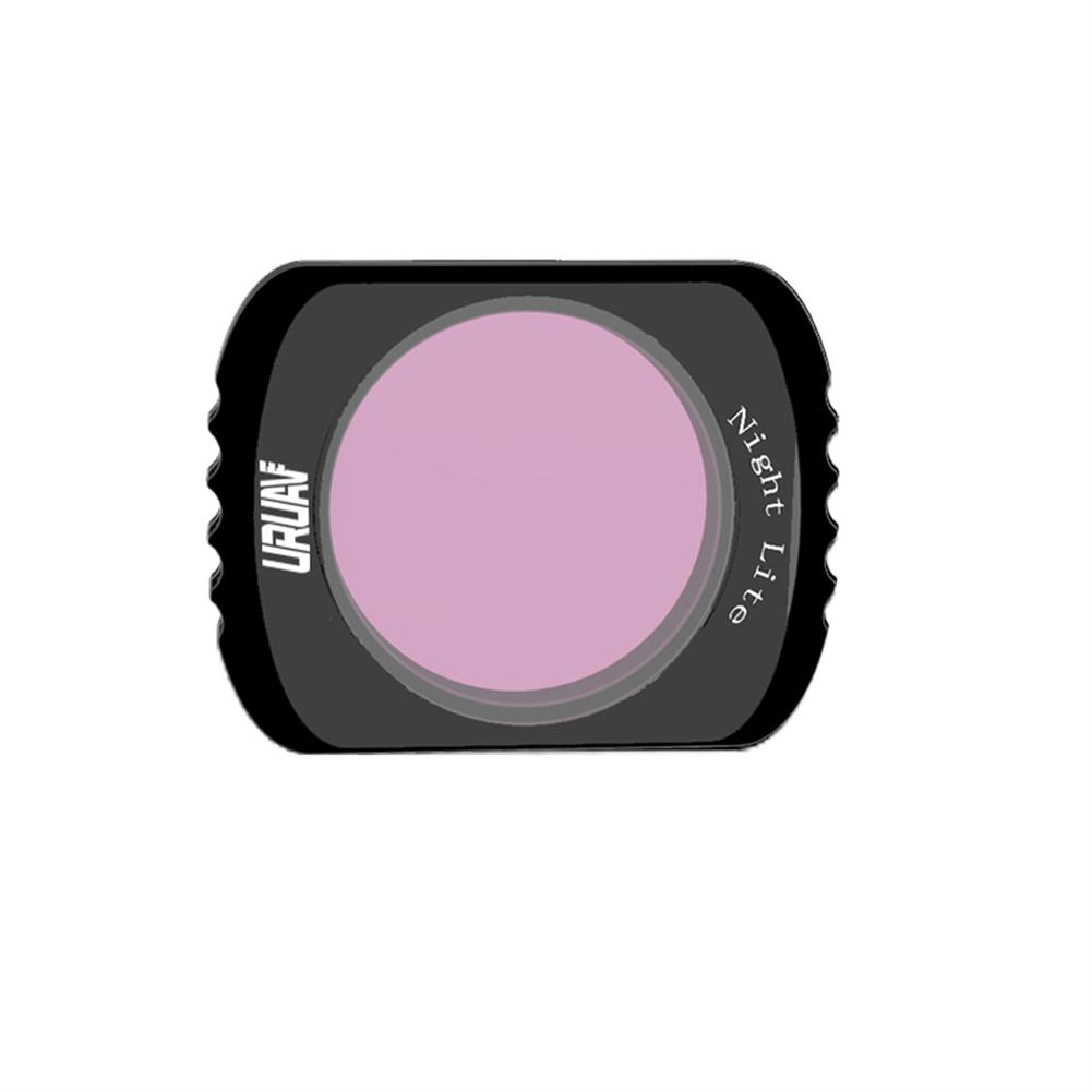 fpv-system URUAV FP-2 Camera Lens Filter ND4/ND8/ND16/ND32/CPL/STAR/NIGHT Combo Set for FIMI PALM Pocket Handheld Gimbal Camera Accessories HOB1675198 3