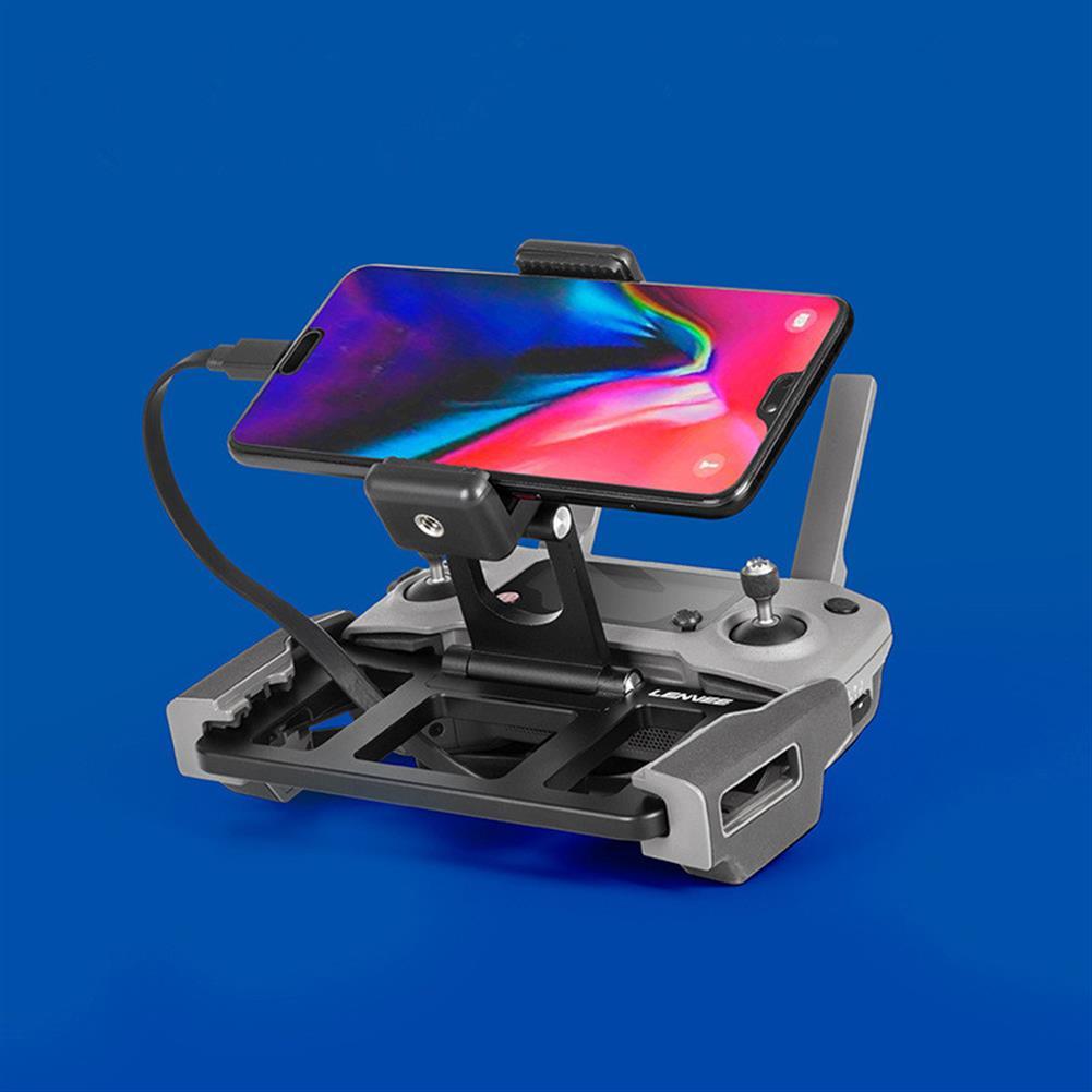 rc-quadcopter-parts LENVEE Phone Tablet Stand Mount Holder Bracket for DJI Mavic mini/Mavic/Air/Spark Remote Controller HOB1675432