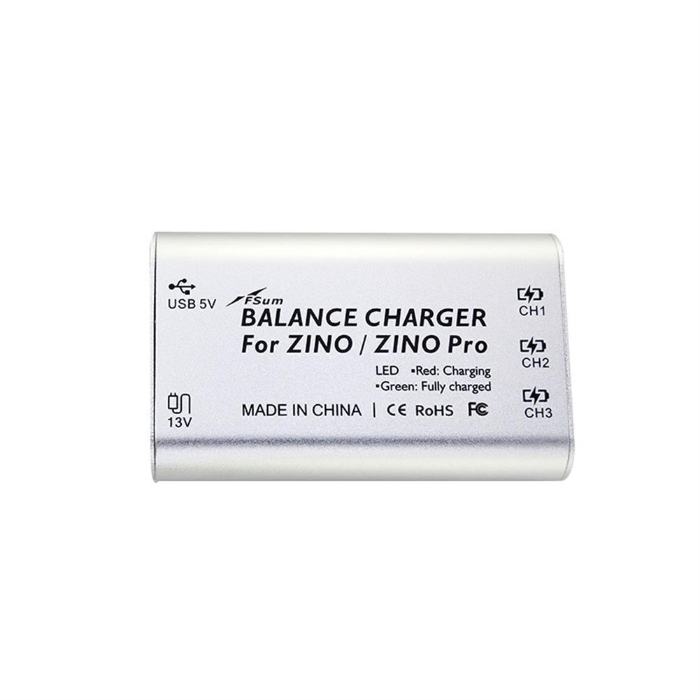 rc-quadcopter-parts FSUN Balance Charger Charging Hub for Hubsan ZINO/ZINO PRO RC Quadcopter HOB1675473 1