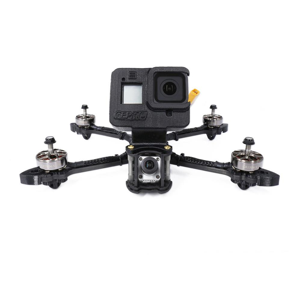 multi-rotor-parts Geprc Mark4 HD5 / Mark4 Spare Part 3D Printing TPU Camera Mount 25 Degree for Gopro 8 RC Drone FPV Racing HOB1675570 1