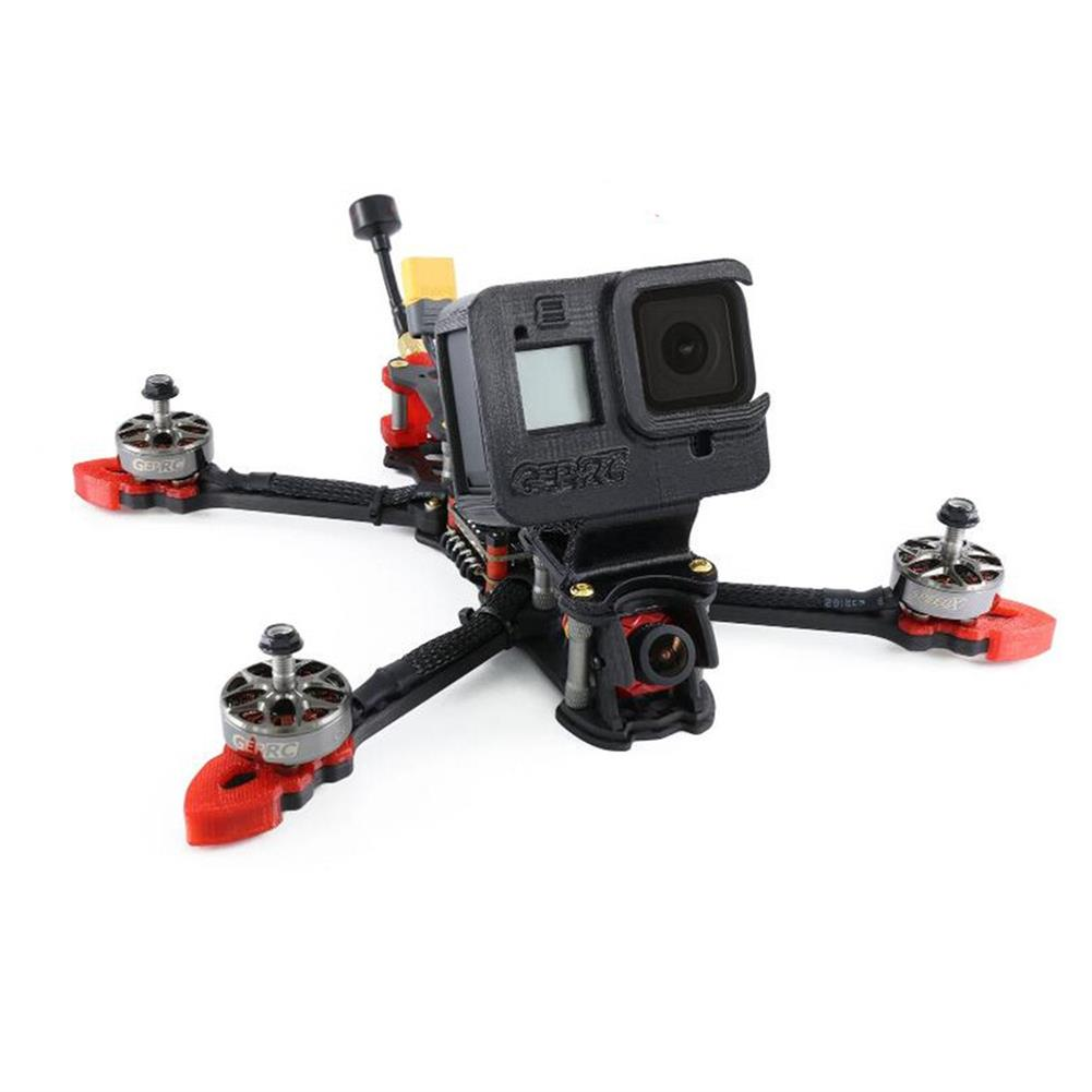multi-rotor-parts Geprc Mark4 HD5 / Mark4 Spare Part 3D Printing TPU Camera Mount 25 Degree for Gopro 8 RC Drone FPV Racing HOB1675570 2