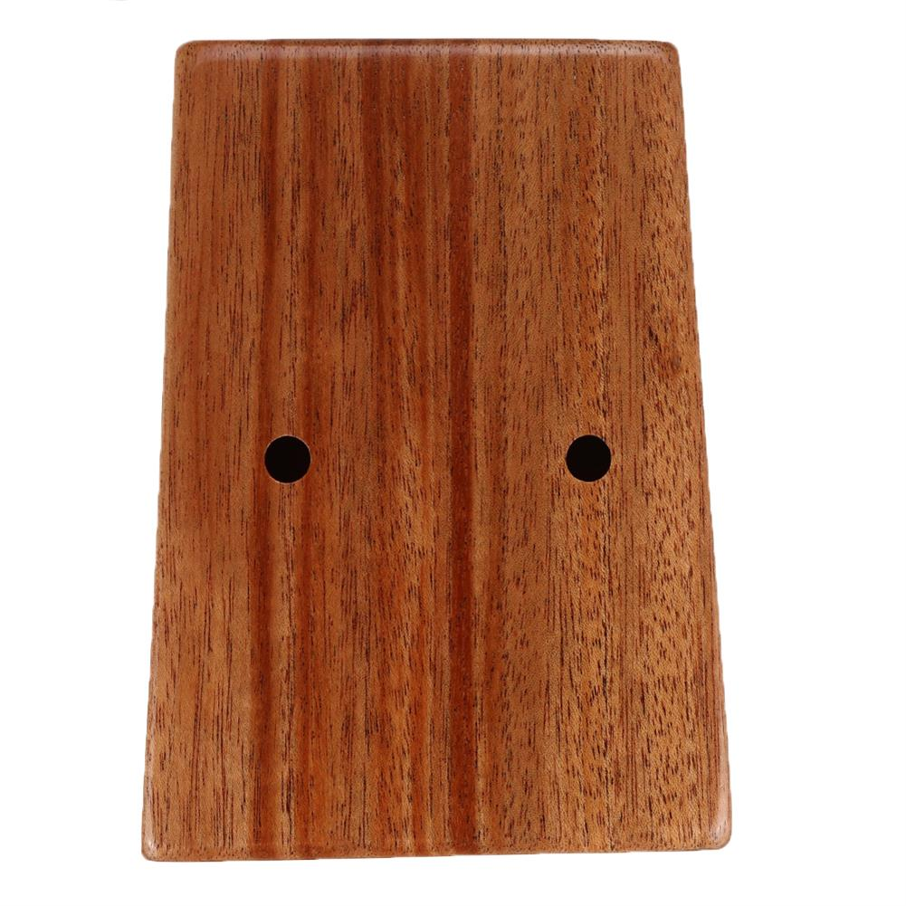 kalimba 17 Keys Kalimba High-Quality Thumb Piano Wood Mahogany Body Musical instrument with Learning Book Tune Hammer for Beginner HOB1675610 2