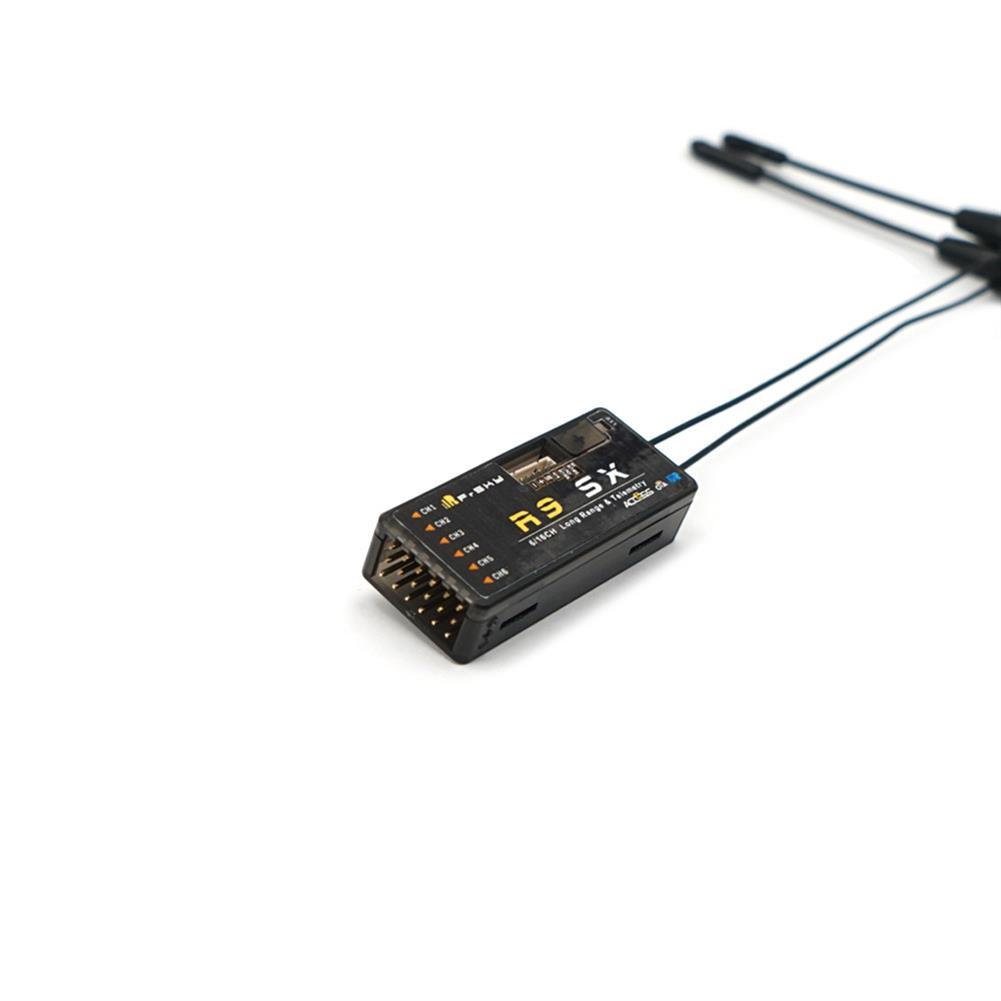 radios-receiver FrSky R9 SX ACCESS OTA 6/16CH PWM/SBUS Long Range Enhanced RC Receiver Support S.Port/F.Port for RC Drone HOB1675671 3