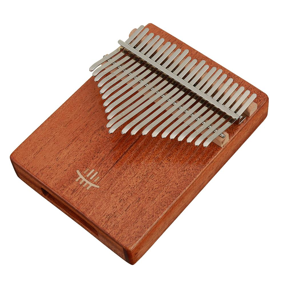 kalimba HLURU 21 Keys Thumb Piano Wooden Professional Kalimba Bottom Hole Mahogany Musical instrument for Beginner HOB1675677 3