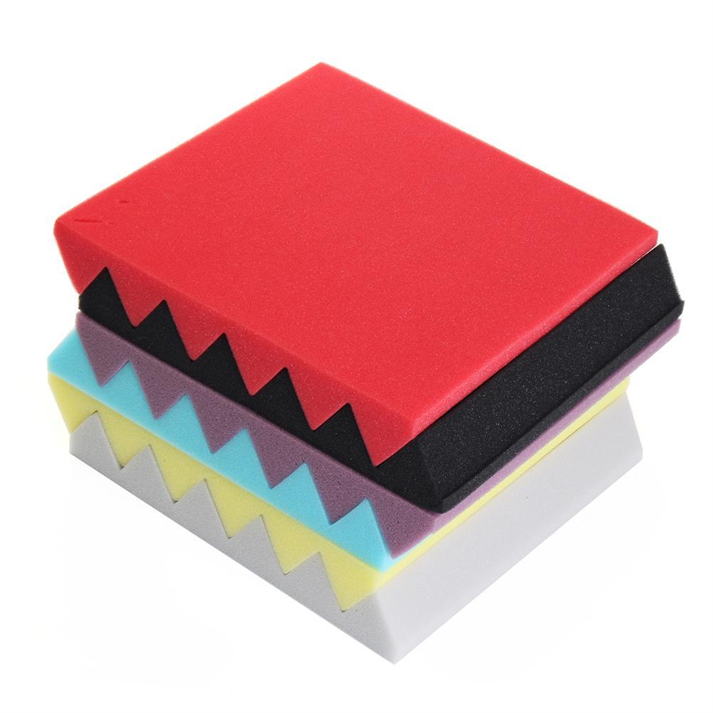 general-accessories 1PC 12''x12''x2'' Wedge Acoustic Studio Sponge Soundproof Foam Wall Tiles HOB1676581 1
