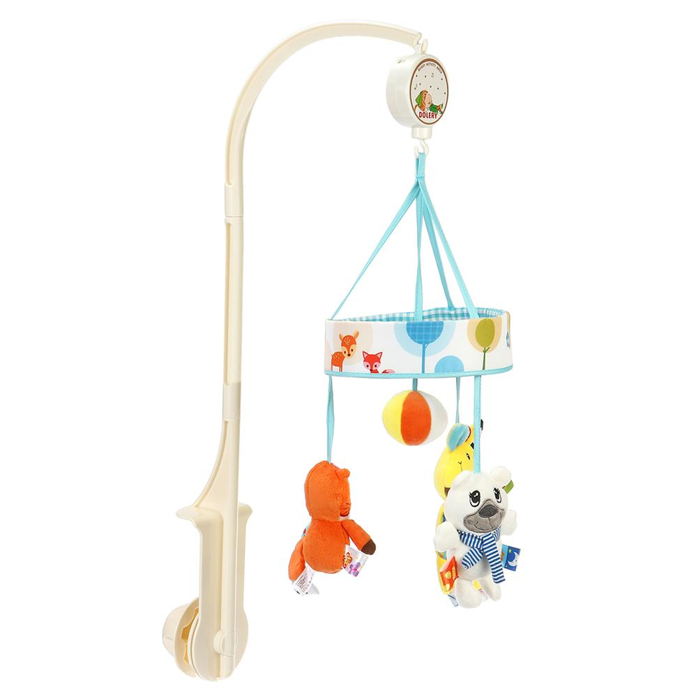 orff-instruments Baby Crib Mobile Bed Bell Holder Toy Arm Bracket Wind-up Music Box HOB1678164