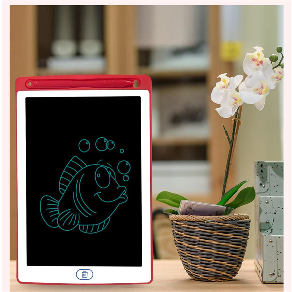 paper-art-drawing 8.5inch LCD Writing Board Light Energy Highlighting Handwriting Children's Handwriting Board Electronic Drawing Board HOB1678166 1