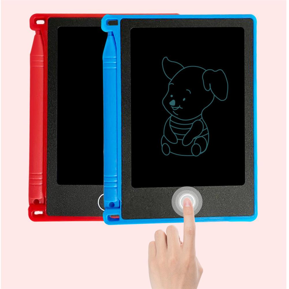 paper-art-drawing 4.4 inch LCD LCD Handwriting Board Early Childhood Education Graffiti Painting Toys Hand-painted Writing Board Light Energy Blackboard HOB1678171 1