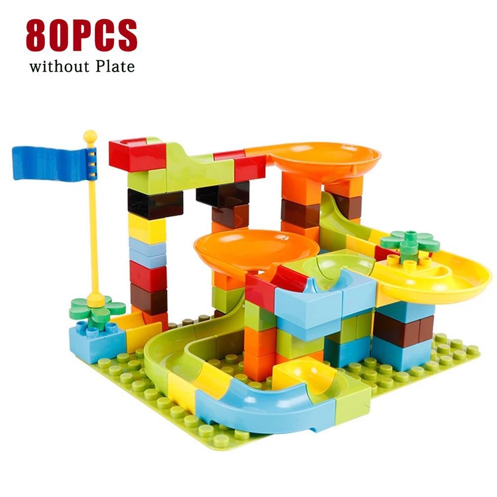 blocks-track-toys 80/81/160Pcs DIY Assembly Kids Game Play Building Blocks Toys for Kids Gift HOB1678176 1