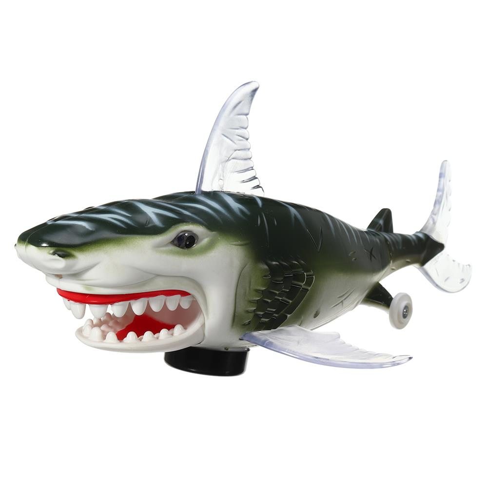 dolls-action-figure Electric Projection Light Sound Shark Walking Animal Educational Toys for Kids Gift HOB1678213