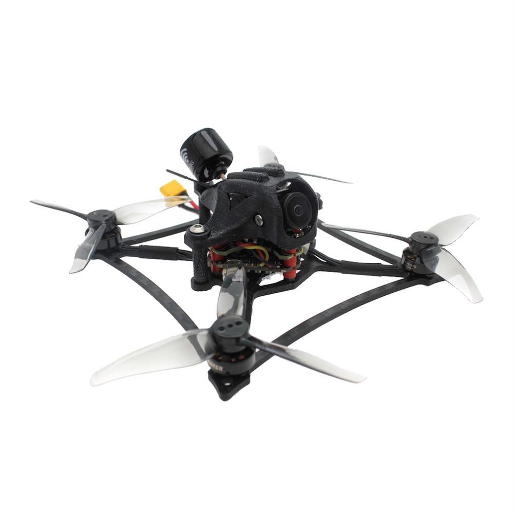 fpv-racing-drone HBFPV RF3 120mm 3 inch 2-3S Toothpick FreeStyle FPV Racing Drone PNP/BNF 1000mW VTX F4 FC OSD 20A ESC 1103 8000KV Motor HOB1678528