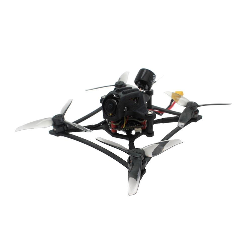 fpv-racing-drone HBFPV RF3 120mm 3 inch 2-3S Toothpick FreeStyle FPV Racing Drone PNP/BNF 1000mW VTX F4 FC OSD 20A ESC 1103 8000KV Motor HOB1678528 1