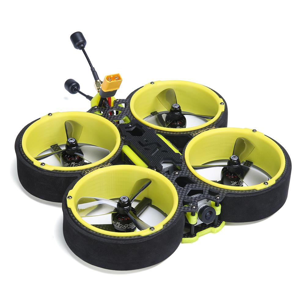 fpv-racing-drone iFlight BumbleBee HD V3 4S 6S HD 3 inch CineWhoop FPV Racing Drone BNF w/ DJI FPV Air Unit DJI FPV Goggles HOB1678590 1