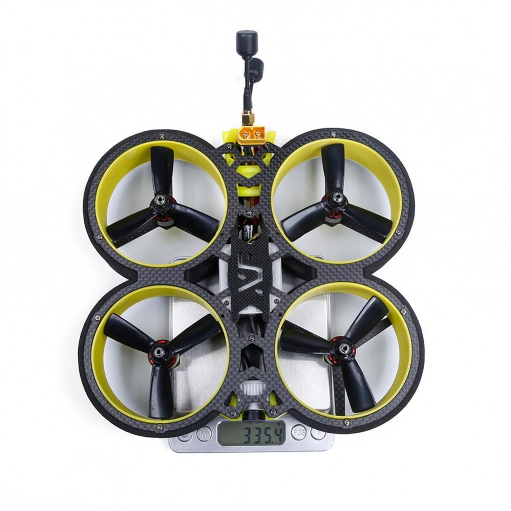 fpv-racing-drone iFlight BumbleBee HD V3 4S 6S HD 3 inch CineWhoop FPV Racing Drone BNF w/ DJI FPV Air Unit DJI FPV Goggles HOB1678590 3