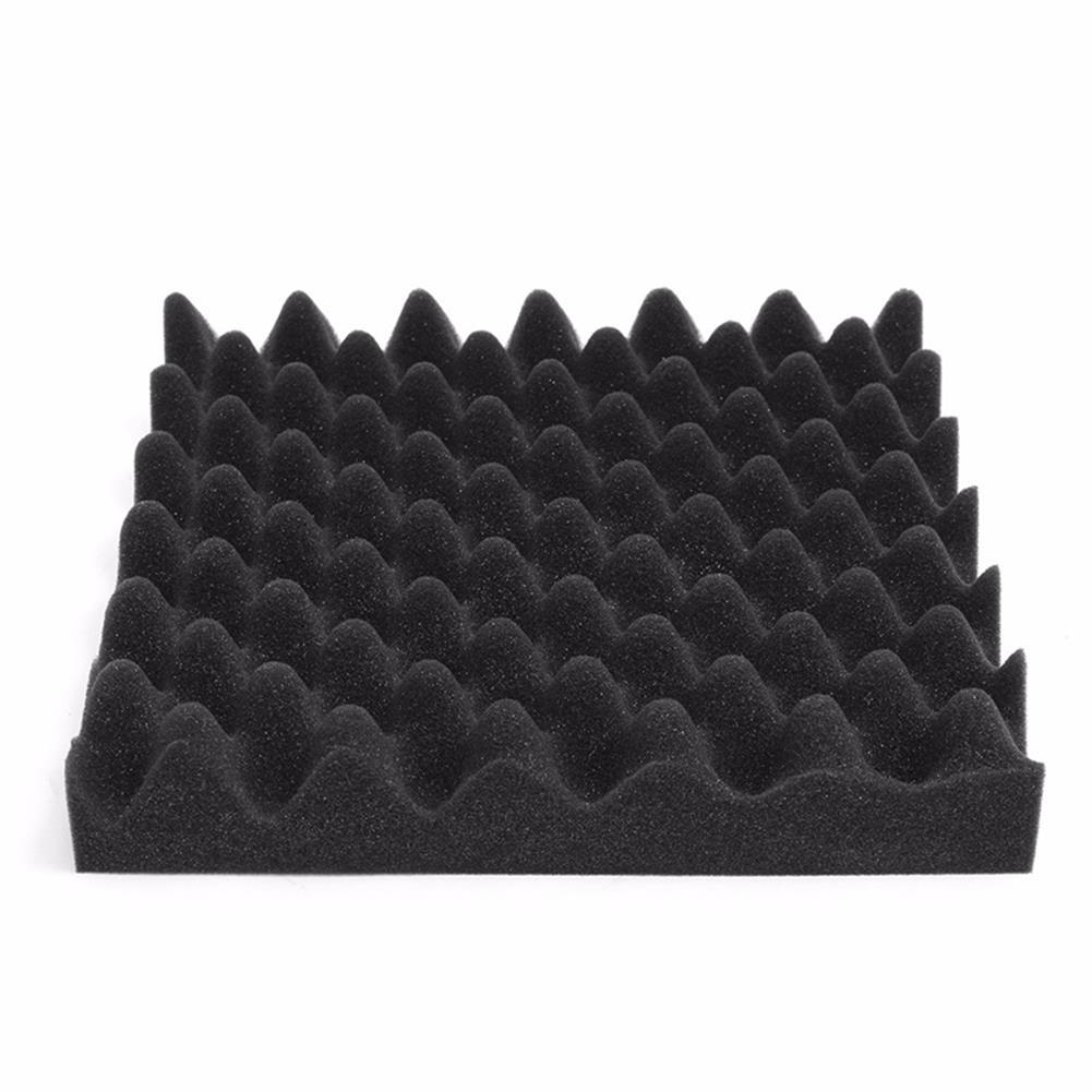 general-accessories 30x30x6cm Acoustic Panels Tiles Studio SoundProof Foam insulation Closed Cell Foam HOB1678788 2