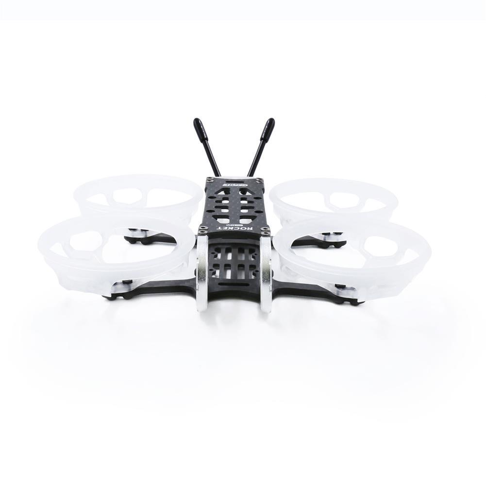multi-rotor-parts GEPRC GEP GEP-RP / GEP-RL Rocket 2 inch 112mm Cinewhoop Whoop Frame Kit compatible DJI FPV Air Unit / CADDX VISTA for RC Drone FPV Racing HOB1678979 2