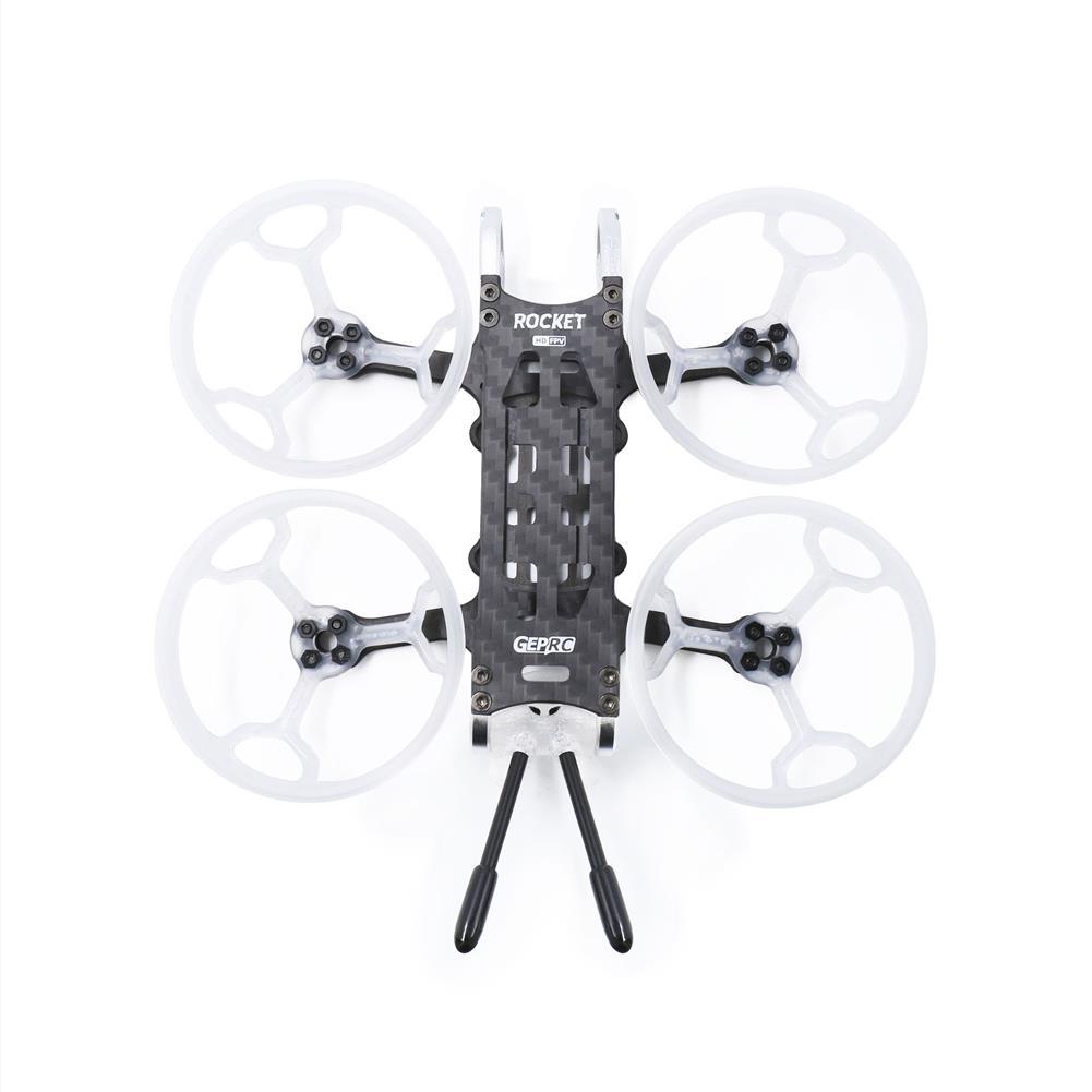 multi-rotor-parts GEPRC GEP GEP-RP / GEP-RL Rocket 2 inch 112mm Cinewhoop Whoop Frame Kit compatible DJI FPV Air Unit / CADDX VISTA for RC Drone FPV Racing HOB1678979 3