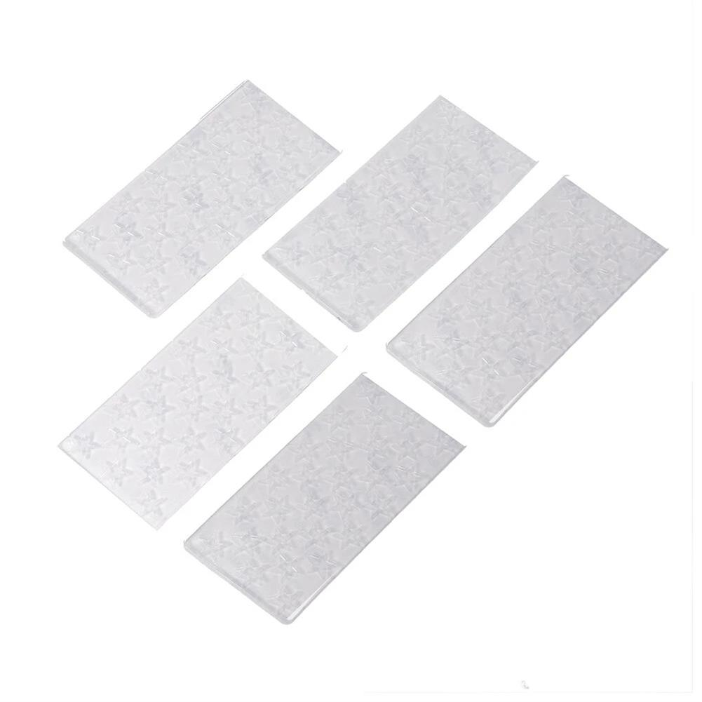 battery-charger 5Pcs URUAV PADSTAR 100x50mm Super Sticky Silicone Gel Double-sided Adhesive Sticker Transparent Battery Mat Non-slip Pad Support Washing for Lipo Battery HOB1679447 3