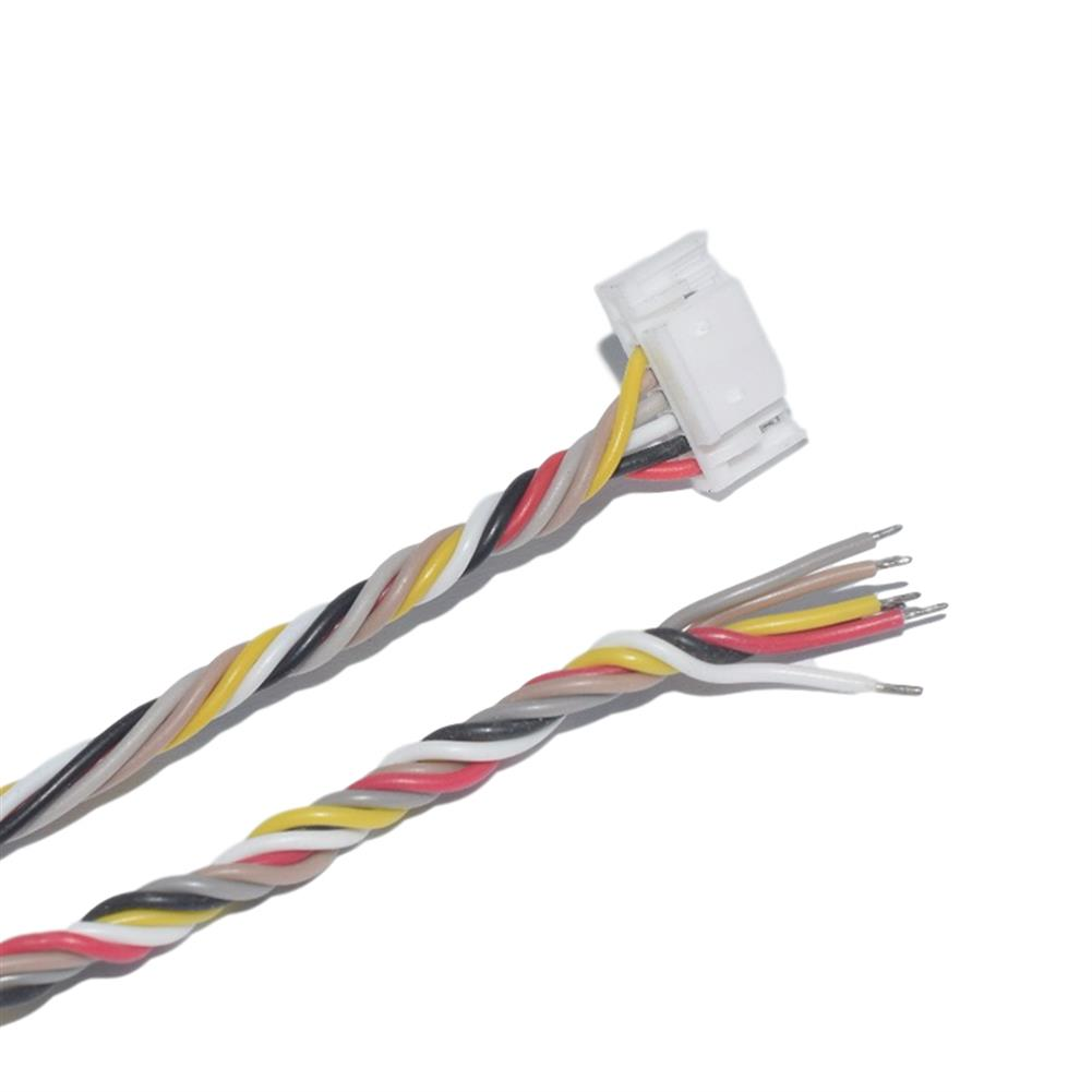 fpv-system 5PCS AuroraRC DJI HD Video Transmission Sky End Replacement Silicone Cable HOB1679501