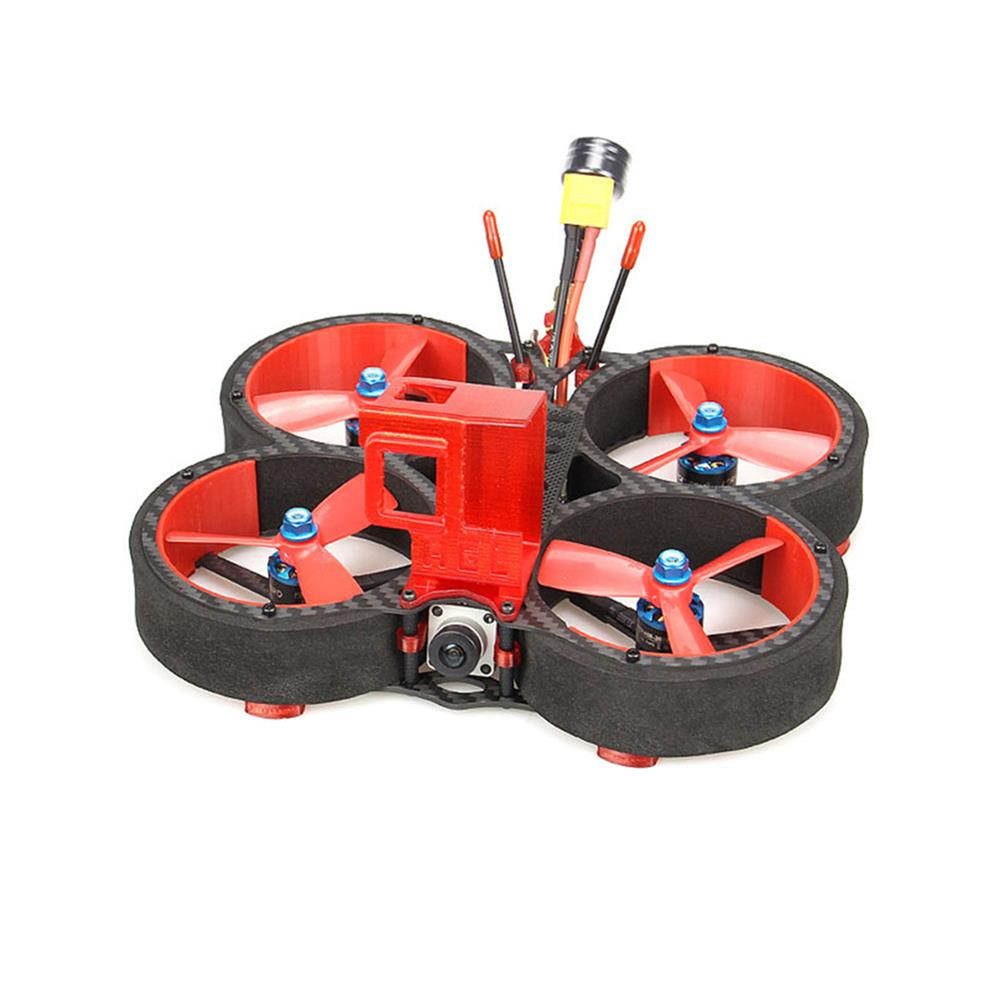 fpv-racing-drone HGLRC Veyron 3 HD 136mm F4 ZEUS 35A ESC 3 inch 4S / 6S Cinewhoop FPV Racing Drone PNP BNF w/ Caddx Vista HD Digital System HOB1679738