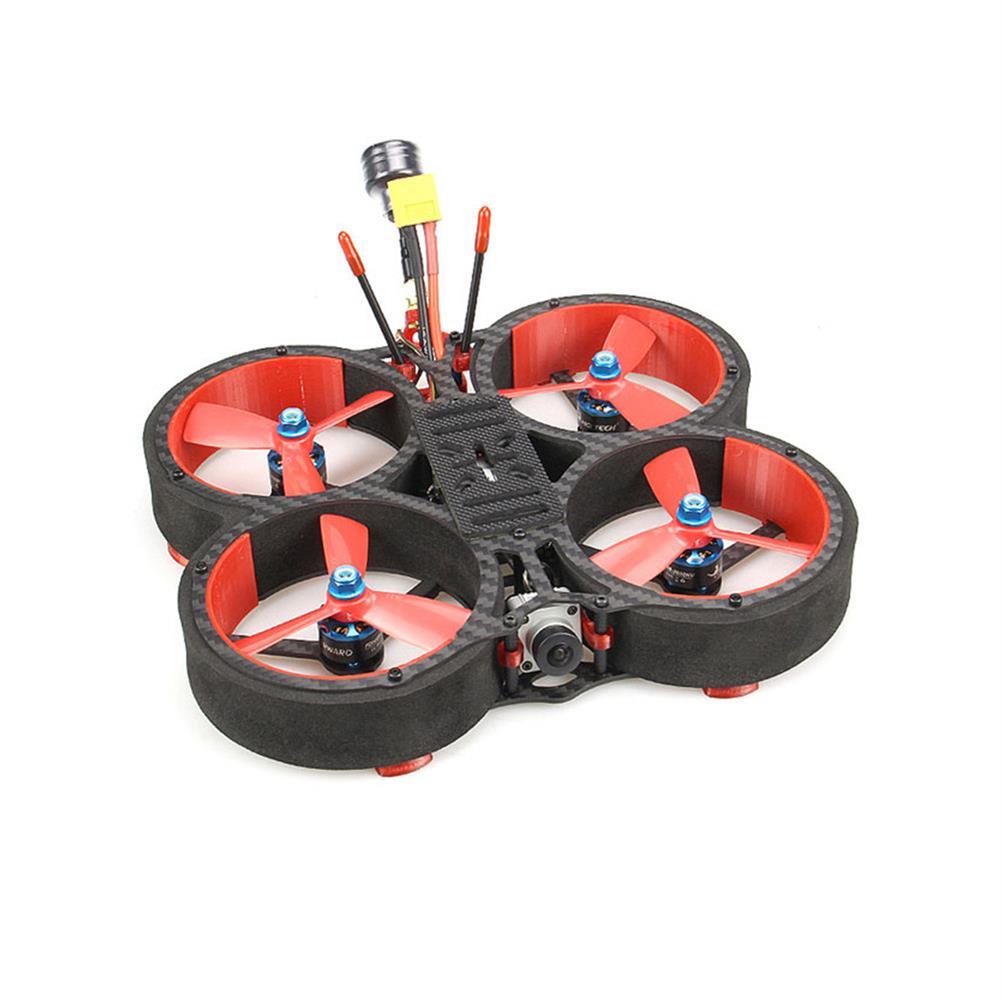 fpv-racing-drone HGLRC Veyron 3 HD 136mm F4 ZEUS 35A ESC 3 inch 4S / 6S Cinewhoop FPV Racing Drone PNP BNF w/ Caddx Vista HD Digital System HOB1679738 2
