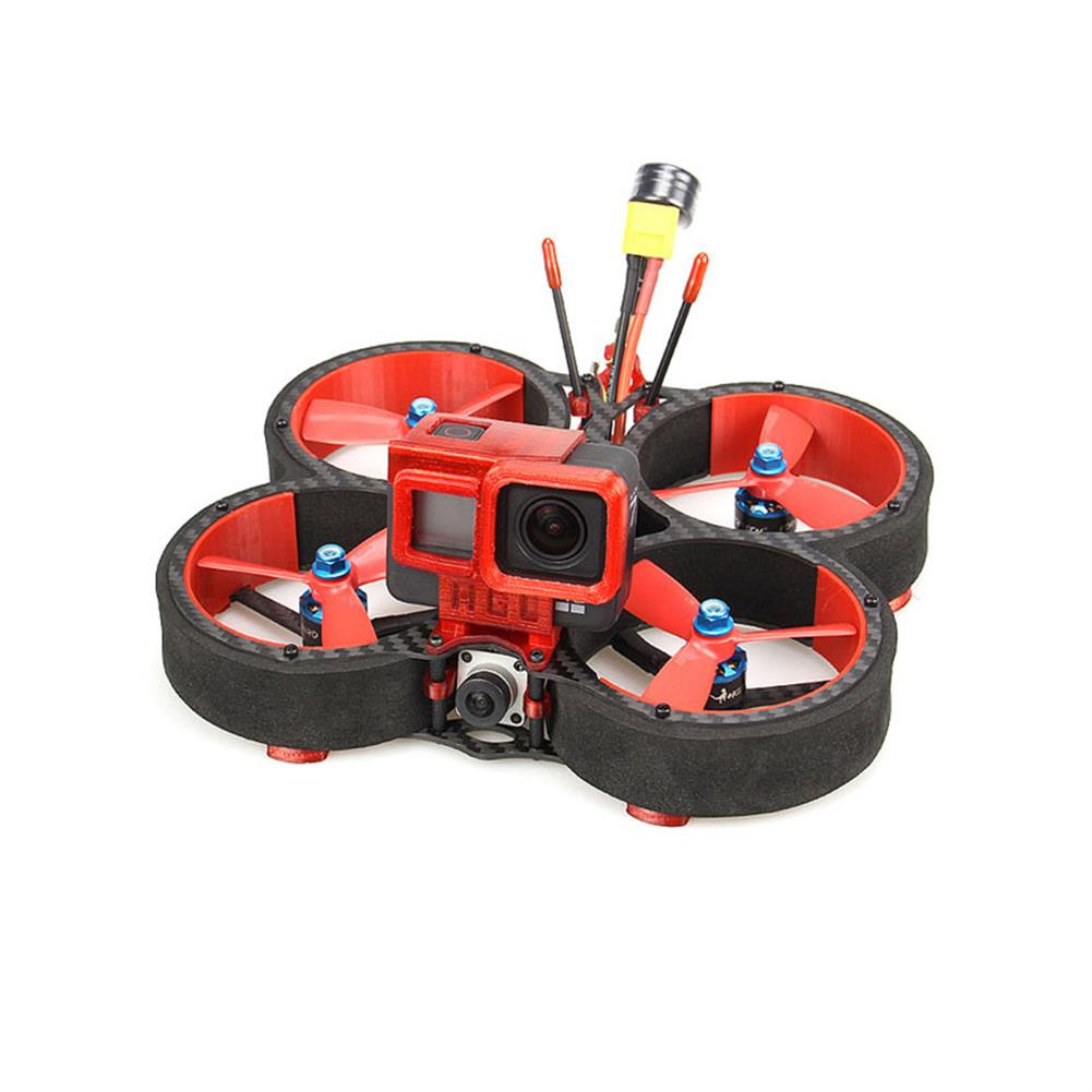 fpv-racing-drone HGLRC Veyron 3 HD 136mm F4 ZEUS 35A ESC 3 inch 4S / 6S Cinewhoop FPV Racing Drone PNP BNF w/ Caddx Vista HD Digital System HOB1679738 3