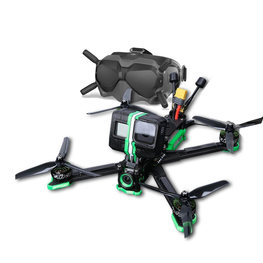 fpv-racing-drone iFlight TITAN XL5 HD 250mm F7 GPS 5 inch 4S / 6S FPV Racing Drone w/ DJI Digital Air Unit & DJI V2 FPV Goggles HOB1680095